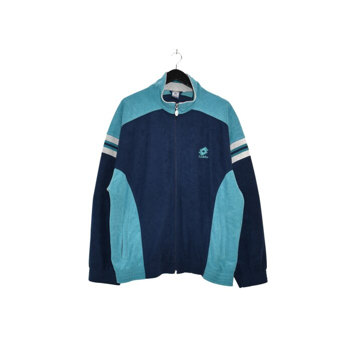Lotto - Soft Vintage Track Jacket XL