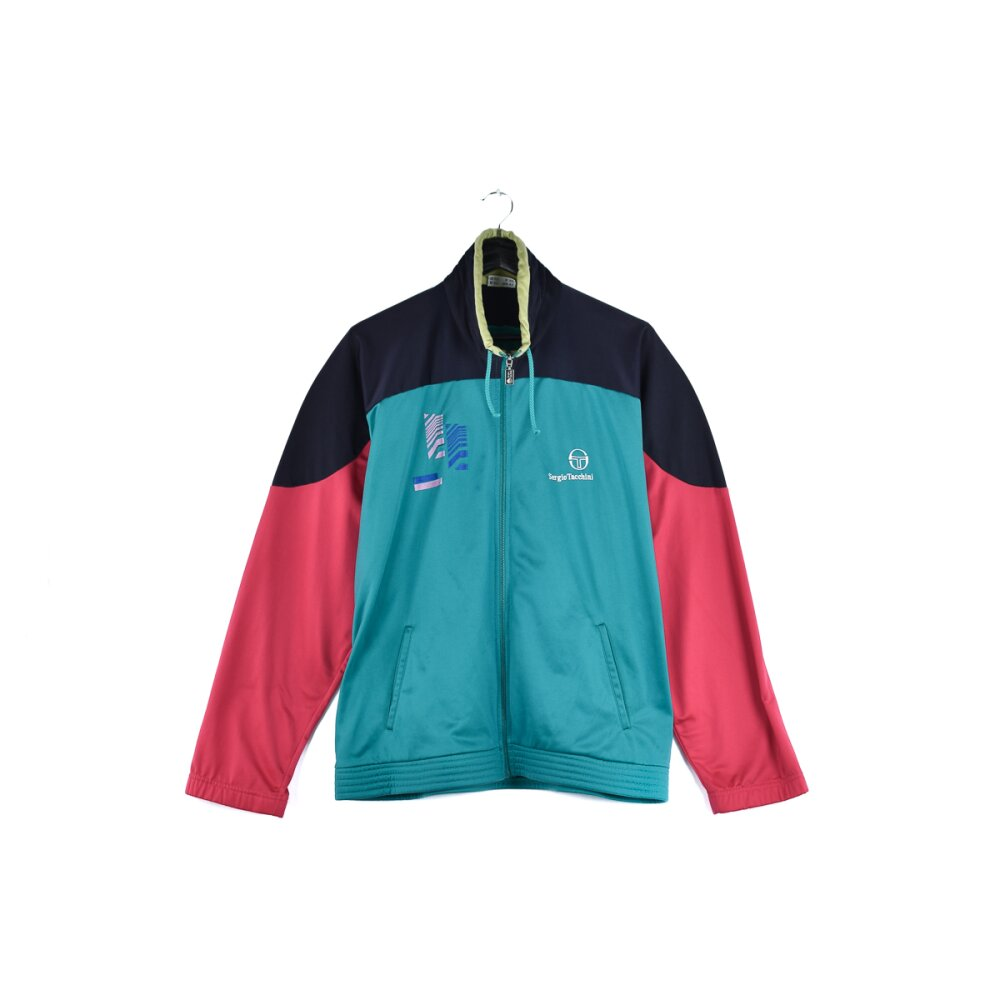 Sergio Tacchini - Colour Block Track Jacket M/L