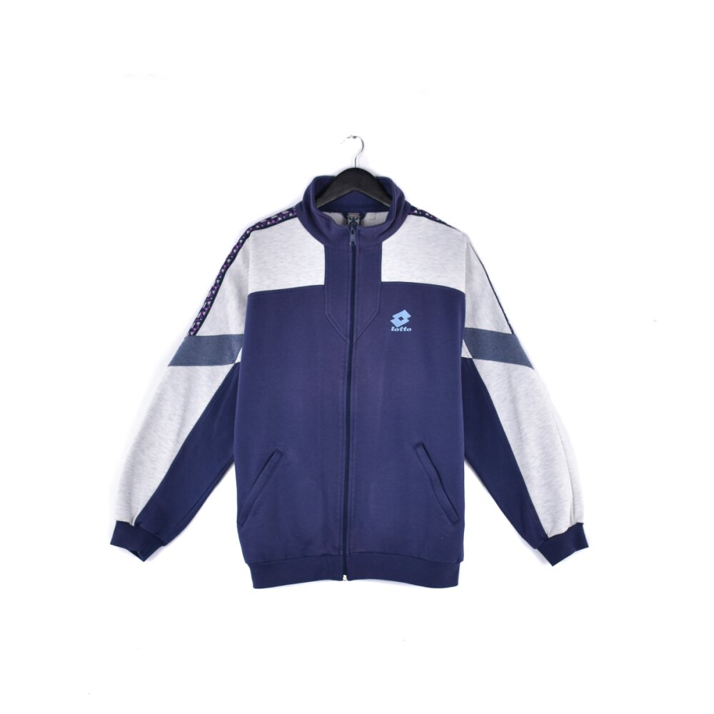 Lotto - Cotton Track Jacket