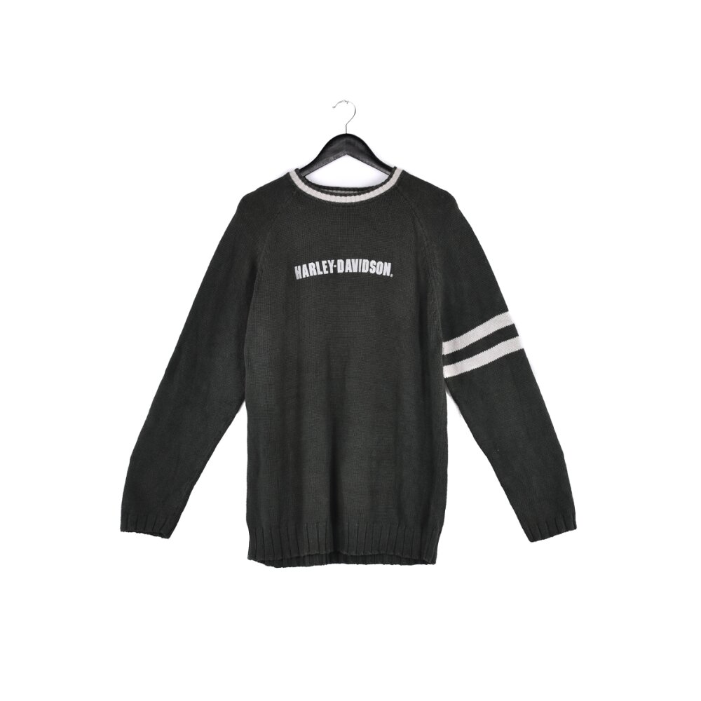 Harley Davidson - Spellout Pullover M