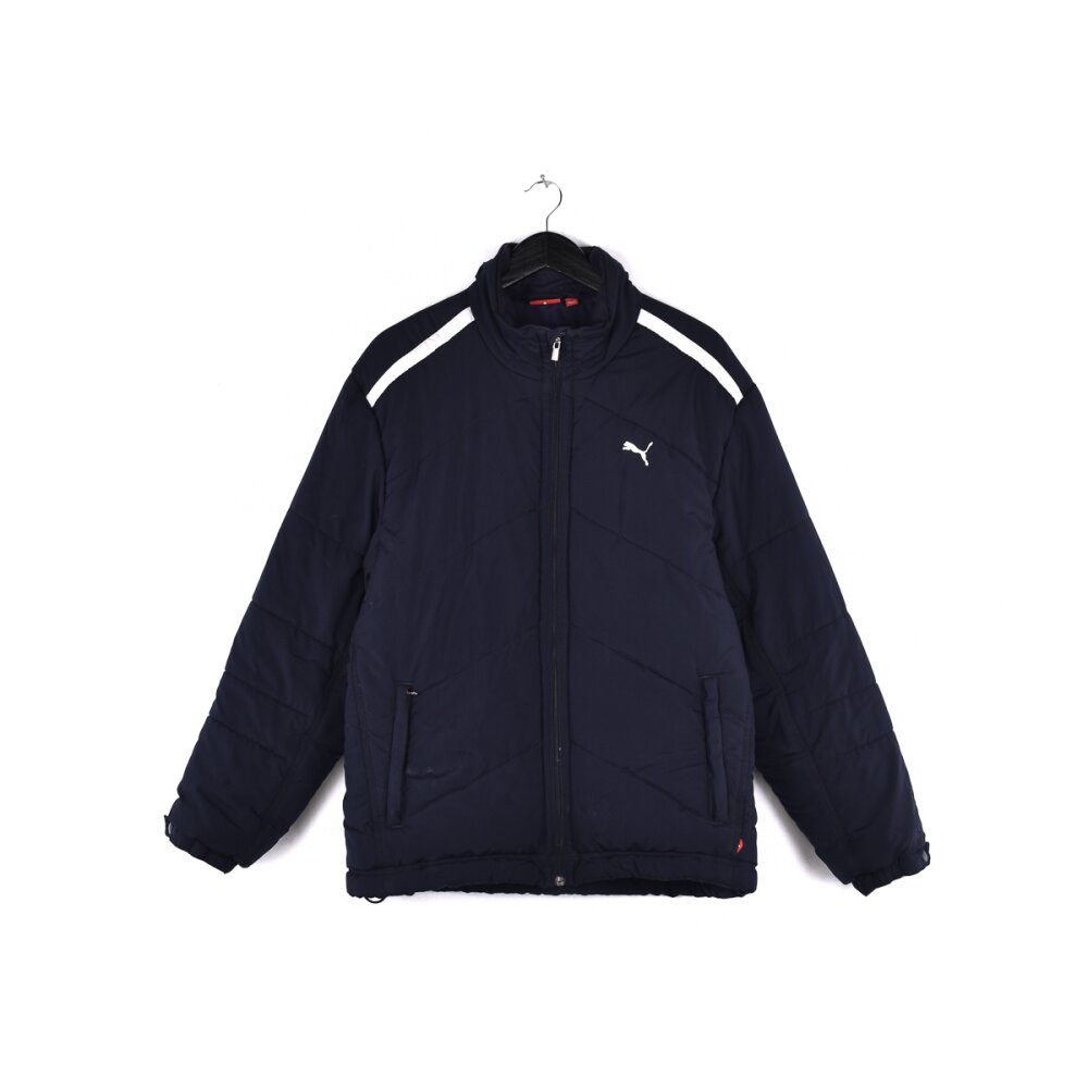 Puma - Puffed Winter Jacket L