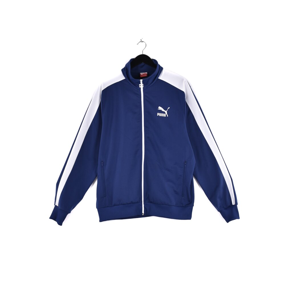 Puma - Mini Logo Full Zip Track Jacket (XL)