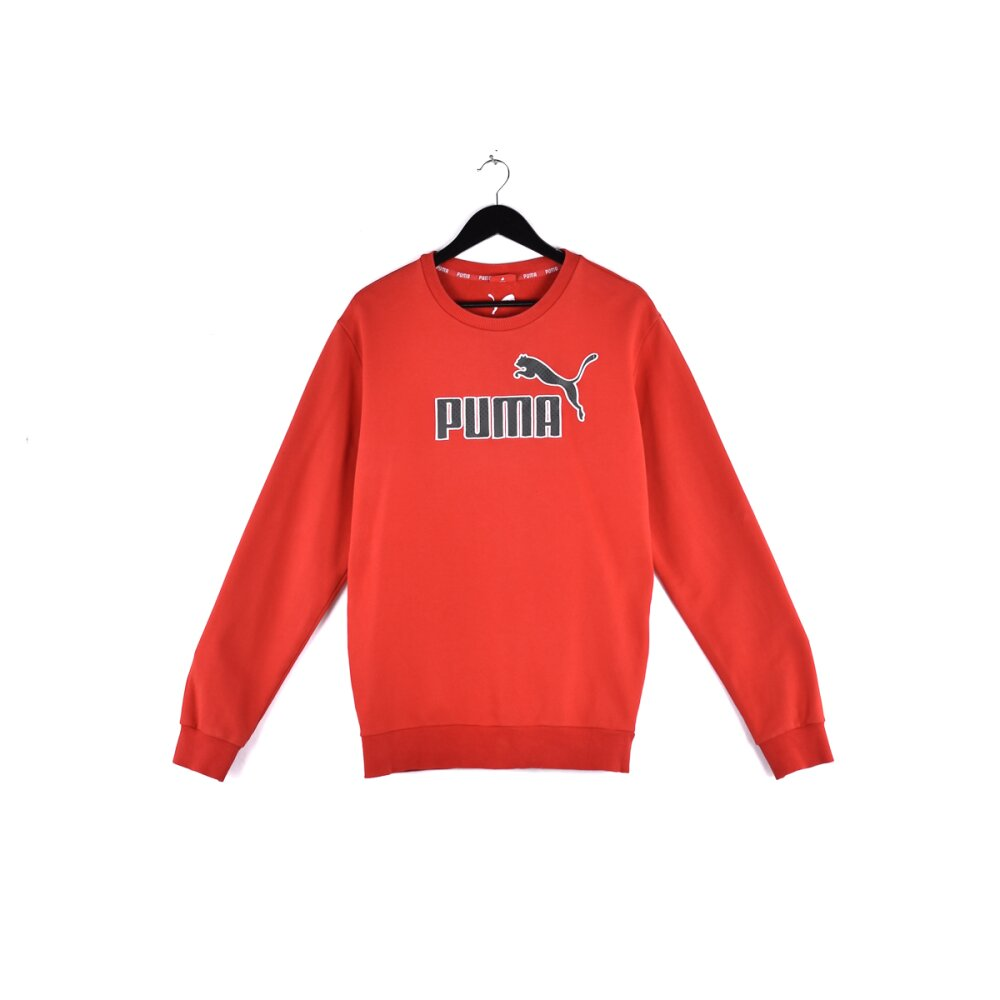 Puma - Big Logo Sweatshirt (L)