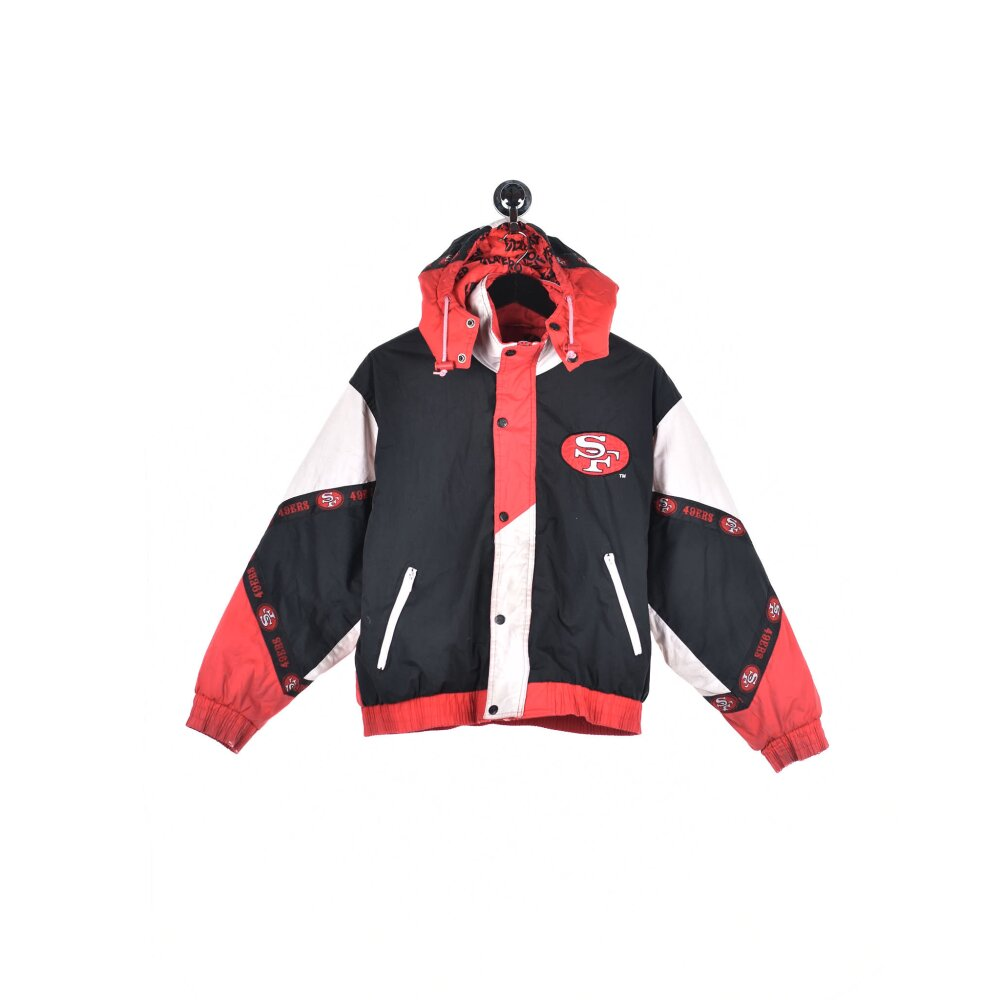 Pro Player - Kids San Francisco 49ers Hooded Full Zip...