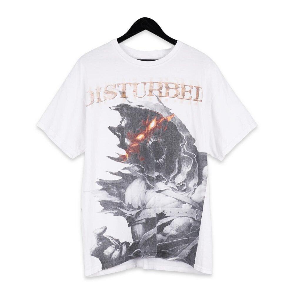 Disturbed - Graphic T-Shirt (L/XL)